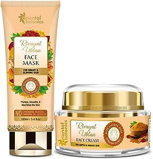 Oriental Botanics Rivayat Ubtan Face Mask 100ml + Face Cream 50g