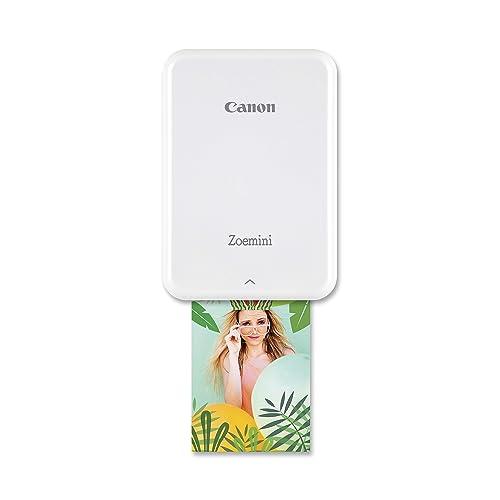 Canon Zoemini - Imprimante photo portable - Blanc