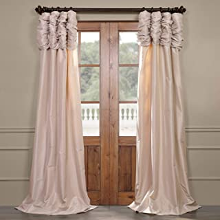 Best dupioni silk lined drapes Reviews