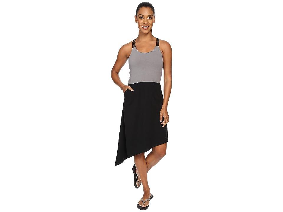 KAVU Daisy Dress (Charcoal) Women