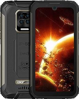 DOOGEE S59 Pro Móvil, [2021] 10050mAh 4GB RAM+128GB ROM, lP68 IP69K Movil Antigolpes, Potente Altavoz 2 W, Cámara Cuádrupl...