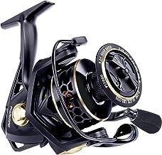 PLUSINNO Fishing Reel, 9 +1BB Spinning Reel, Ultra Smooth Powerful, Lightweight Graphite Frame,...
