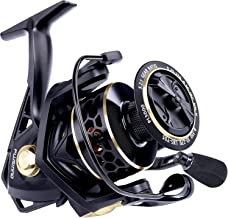 PLUSINNO Fishing Reel, 9 +1BB Spinning Reel, Ultra Smooth...