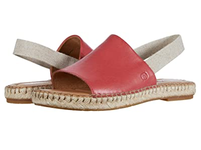 Born San Isabel (Red (Bobine) Full Grain) Women