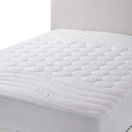Amazon Com Twin Extra Long Mattress Pads Mattress Pads