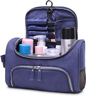 Hanging Toiletry Bag, KUSOOFA Travel Toiletry Bag, Shower Bag Organizer Toiletry Wash Bag Water Resistant for Men Women
