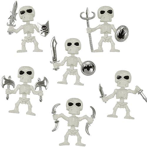 lo último Oriental Trading Company Plastic Skeleton Figures (72 (72 (72 Pieces)  ahorra hasta un 80%