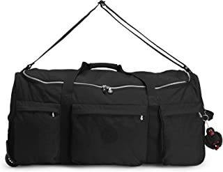 Discover Solid Large Wheeled Luggage