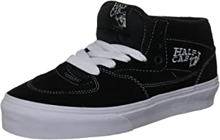 f96102958b Vans Mens Half Cab Canvas Low Top Lace Up Skateboarding Shoes