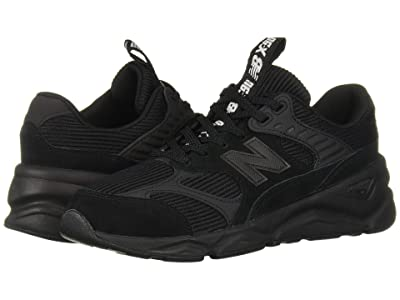 New Balance Classics X90 Re-Constructed (Black/Black) Men