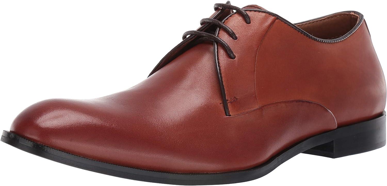 Steve Madden Herren Easton, Cognac Leather