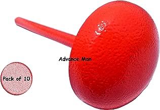 Advance.Man Engineering Survey Marker - 10 Pack