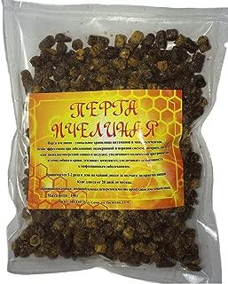 100% Fresh Organic Bee Bread (Perga, Ambrosia). Factory pack (100 g.)