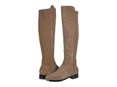 Cole Haan Grand Ambition Huntington Over-the-Knee Boot (Walnut Noble Suede) Women