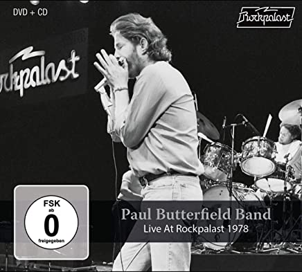 Paul Butterfield Band - Live At Rockpalast 1978 (2019) LEAK ALBUM