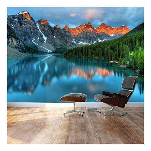 Never Stop Exploring Mountains Discover Wall Decal Art Sticker Picture