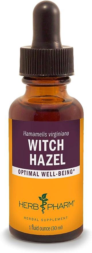 Herb Pharm Witch Hazel 液体提取物,1 液体盎司