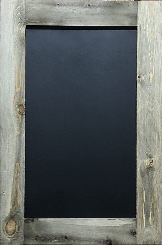 Jillibean Soup Rustic Wood Frame Large 20x30