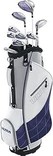 Wilson Golf Women's Ultra Package Set, Right Hand, White