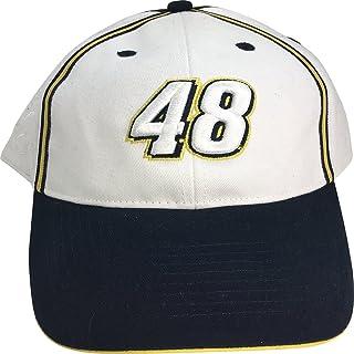 02aec49ae30d8 NASCAR Jimmie Johnson  48 Big Number Series Lowes Adult Men s Cap Hat