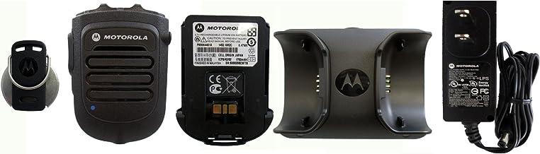 Motorola Original OEM RLN6554A RLN6554 Wireless Remote Speaker Microphone Mic for APX 1000 APX 3000 APX 4000 APX 4000 Li APX 6000 APX 6000 Li APX 6000 XE APX 7000 APX 7000 XE