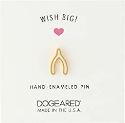 Dogeared - Wish Big Pin