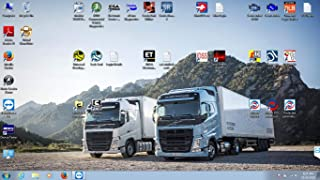 Universal Heavy Duty Diesel Diagnostic Laptop & Interface with All Software Package Pre Installed-Cummins-Detroit Diesel-Volvo-CAT-Allison-Hino and More !