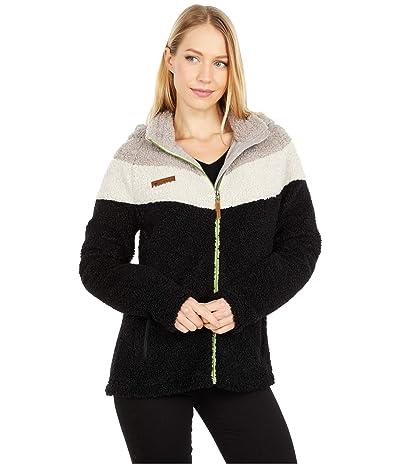 Obermeyer Kai Sherpa Jacket (Black) Women