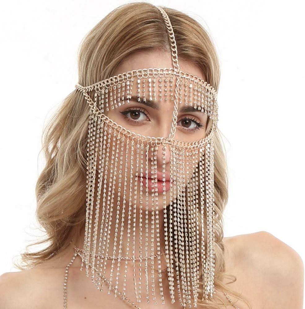 Body Chain Bikini Beach Feminine Exaggerated Metal Bikini Body Chain Set Party Apparel