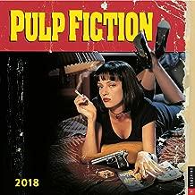 Pulp Fiction 2018 Wall Calendar