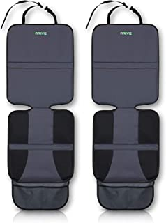 Car Seat Protector (2-Pack) by Drive Auto Products - Best Protection for Child & Baby Cars Seats, Dog Mat - Ultimate Cover...