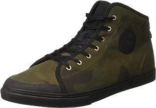 CALL IT SPRING Men's Khaki Sneakers-9 UK/India (43 EU) (10 US) (ULFRID)