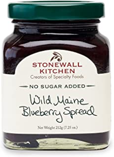 Stonewall Kitchen Wild Maine Spread, Blueberry, 7.5 Ounce