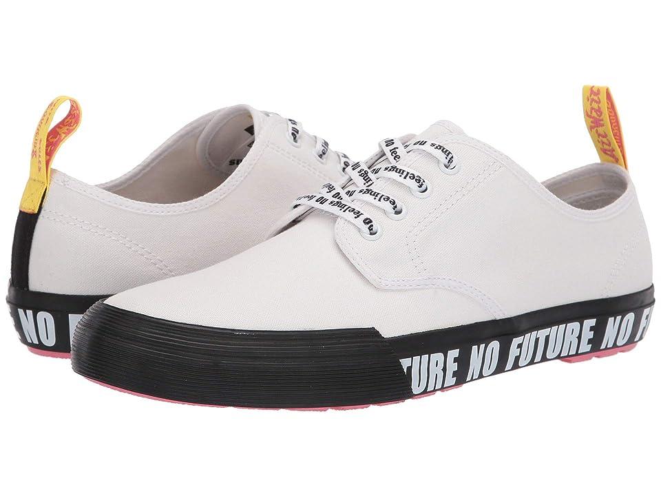Dr. Martens Pressler Vista (White) Shoes