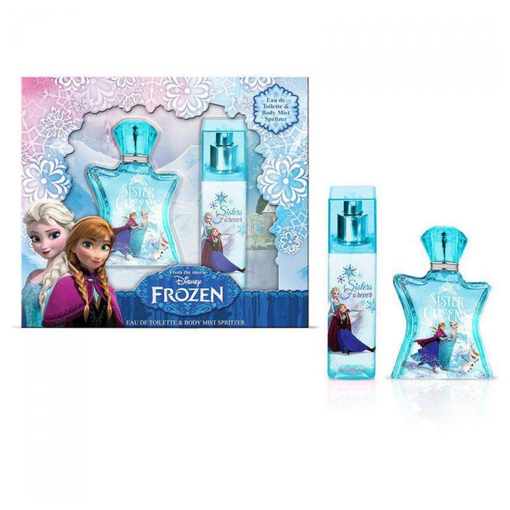 Estuche perfume Frozen Disney: Amazon.es: Juguetes y juegos
