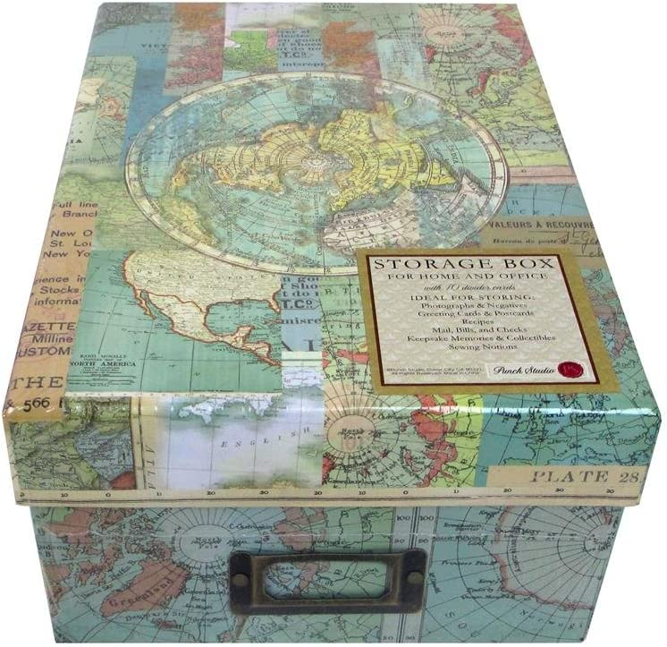 10 Smart Ideas to Recycle Maps