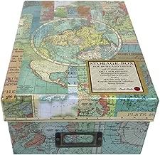 Punch Studio (49075) Photo Box World Atlas