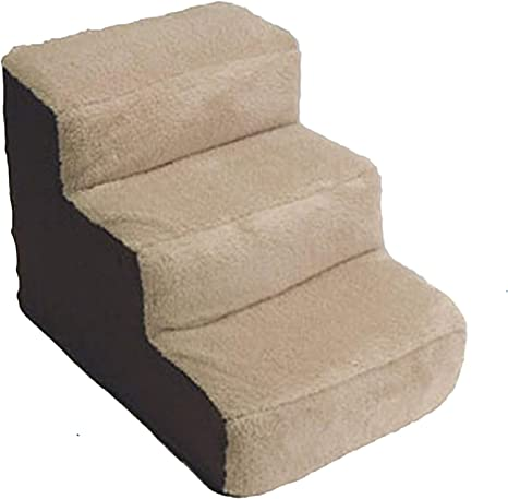 Cozy Pet Lightweight Pet Stairs for Dogs and Cats   Amazon