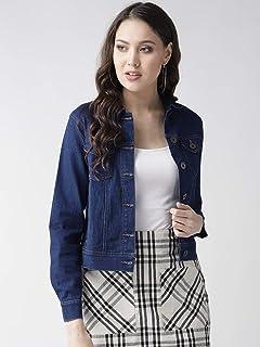 KRAVE Women Denim Jacket