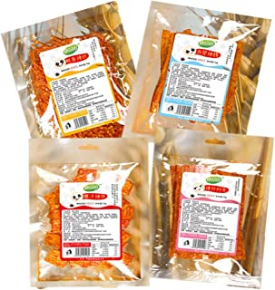 Chinese Special Snack Food, Classic popularSpicy Snack Latiao lFood Series, Nutritious Instant flavor delicacies,Vegan, Wi...
