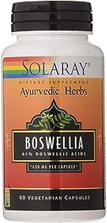 Solaray Boswelia - 60 Cápsulas