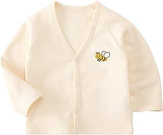 pureborn Baby Toddler Boy Girl Cotton Cute Cartoon Knit Cardigan Sweater