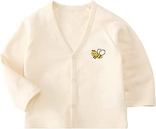 pureborn Baby Toddler Boys Girls Cardigan Sweater Cute Cartoon Outfit