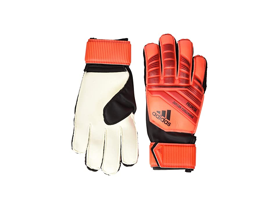 adidas Predator TTRN J FS Goalie Gloves Soccer (Active Red/Solar Red/Black) Gore-Tex Gloves