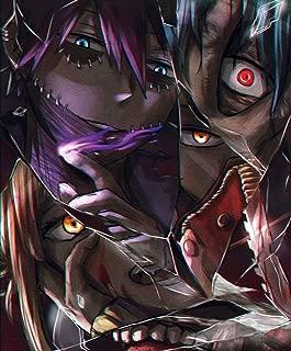 XXW Artwork My Hero Academia Shigaraki Tomura Poster Enemy Alliance/Hand/My Hero Academia Season 3 Prints Wall Decor Wallpaper