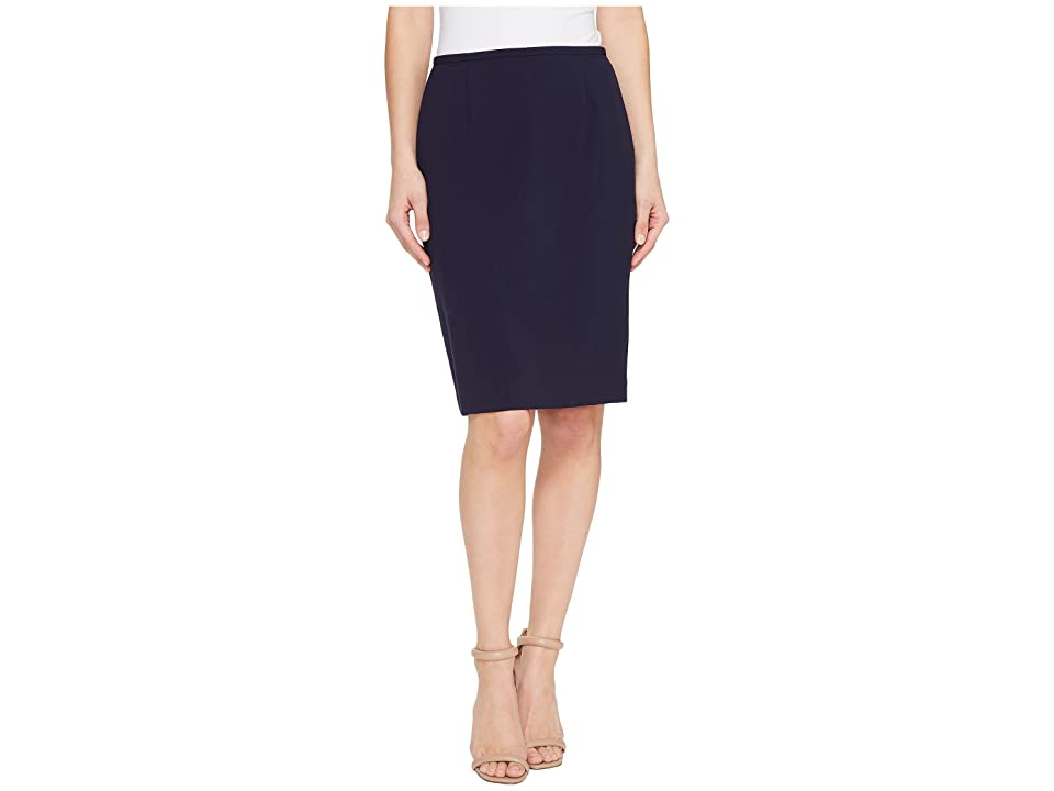 Calvin Klein Pencil Skirt (Twilight) Women