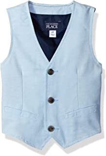 The Children's Place Boys' Dress Vest