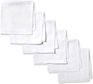 Dockers Men's Cotton Handkerchiefs Gift Set Fashion and Classic