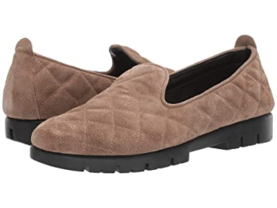 The FLEXX Quilt Smokin (Peanut Suede) Women