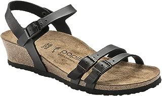 Women's Lana Cork Footbed Wedge Sandal-Narrow Black 38 N EU